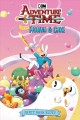 Adventure time with Fionna & Cake. Party bash blues