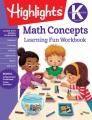 Math concepts : learning fun workbook.