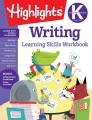 Writing: learning fun workbook.