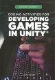 Coding activities for developing games in Unity