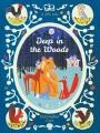 Deep in the woods : a folk tale