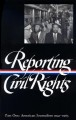 Reporting civil rights.
