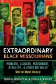 Extraordinary Black Missourians : pioneers, leaders, performers, athletes, & other notables who've made history