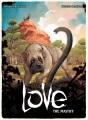 Love. The mastiff