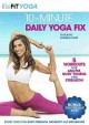 10-minute daily yoga fix featuring Rainbeau Mars.