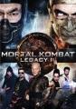 Mortal kombat legacy II.