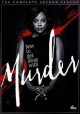 How to get away with murder. The complete second season