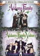 2-movie collection. The Addams family. Addams family values