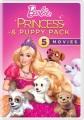 Barbie. Princess & puppy pack