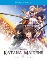 Katana maidens. Toji no miko, Part one.