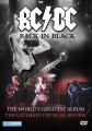 AC/DC. Back in black