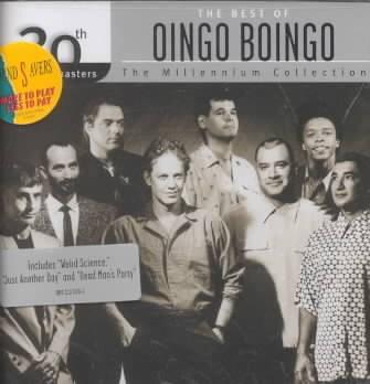 Best of Oingo Boingo [sound recording (CD)].