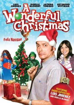 A wonderful Christmas [videorecording (DVD)] : feliz Navidad