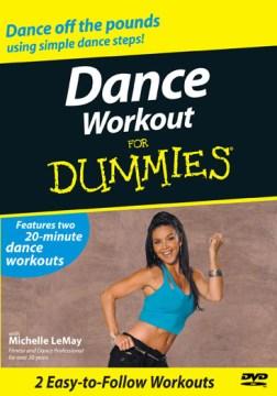 Dance workout for dummies [videorecording (DVD)]