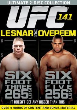 UFC 141. Lesnar vs. Overeem [videorecording (DVD)].