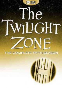 The twilight zone [videorecording (DVD)] : the complete fifth season
