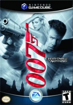 007 Everything or nothing [electronic resource (game)].