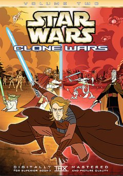 Star wars. Clone wars. Volume two [videorecording (DVD)]