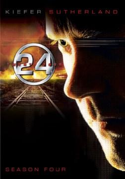 24 [videorecording (DVD)] : season four