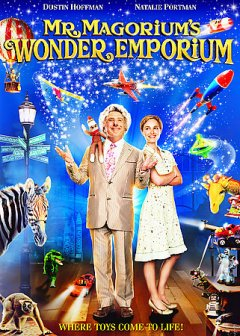 Mr. Magorium's Wonder Emporium [videorecording (DVD)]