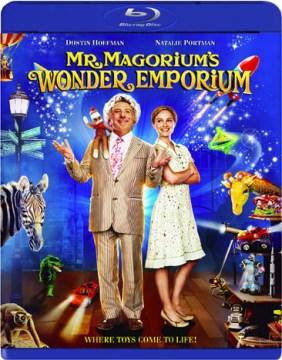 Mr. Magorium's Wonder Emporium [videorecording (Blu-ray)]