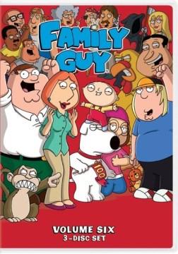 Family guy [videorecording (DVD)] : volume six