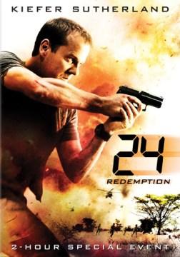 24 redemption [videorecording (DVD)].