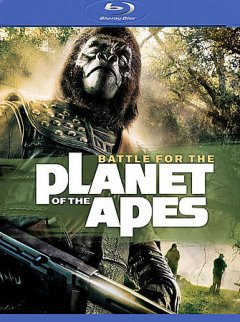 Battle for the planet of the apes [videorecording (Blu-ray)]