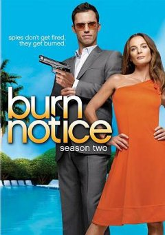 Burn notice [videorecording (DVD)] : the complete season two