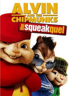 Alvin and the Chipmunks [videorecording (DVD)] : the squeakquel.