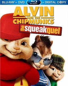 Alvin and the Chipmunks [videorecording (Blu-ray + DVD)] : the squeakquel