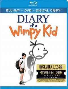 Diary of a wimpy kid [videorecording (Blu-ray + DVD)]