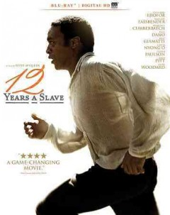 12 years a slave [videorecording (Blu-ray)].