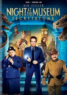 Night at the museum [videorecording (DVD)] Secret of the tomb