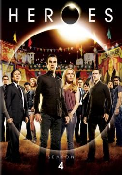 Heroes. Season 4 [videorecording (DVD)]