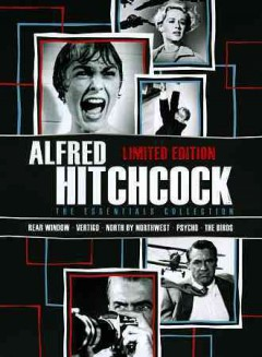 Alfred Hitchcock [videorecording (DVD)] : the essentials collection