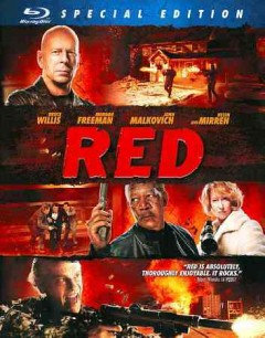 Red [videorecording (Blu-ray)]