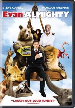 Evan almighty [videorecording (DVD)]