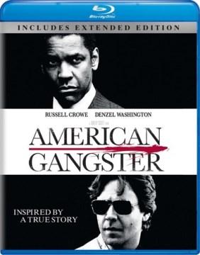 American gangster [videorecording (Blu-ray)]