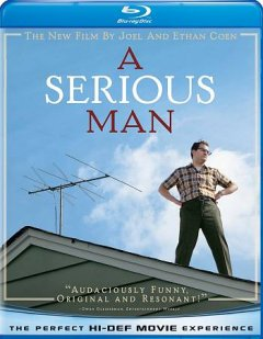 A serious man [videorecording (Blu-ray)]