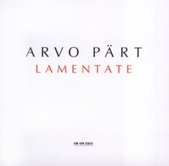Lamentate [sound recording (CD)]