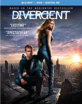 Divergent [videorecording (Blu-ray + DVD)]