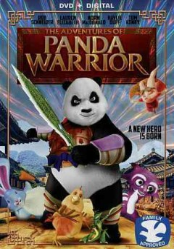 The adventures of Panda Warrior [videorecording (DVD)]