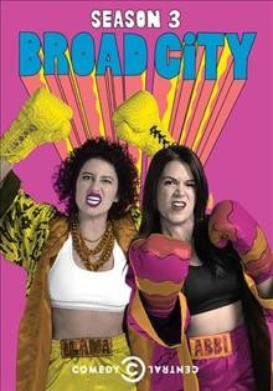 Broad city. Season 3 [videorecording (DVD)].