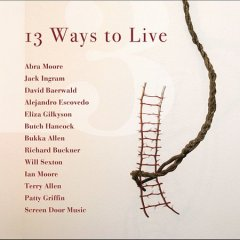 13 ways to live [sound recording (CD)].