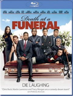 Death at a funeral [videorecording (Blu-ray)]