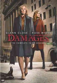 Damages [videorecording (DVD)] : the complete third season