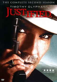 Justified [videorecording (DVD)] : the complete second season