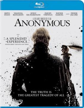 Anonymous [videorecording (Blu-ray)]