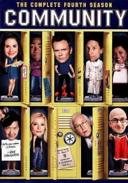 Community [videorecording (DVD)] : the complete fourth season